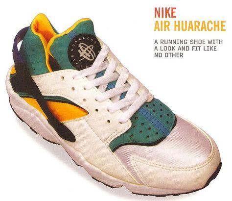nike air huarache 1994