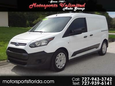 Ebay Advertisement 2016 Ford Transit Connect Cargo Van Xl Lwb W