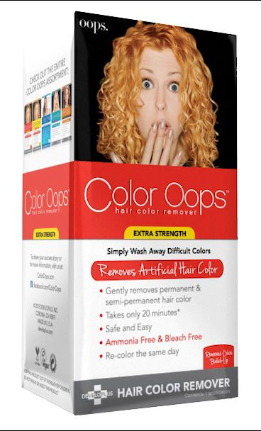 Color Oops Hair Color Remover Ulta Beauty In 2020 Hair Color Remover Hair Color Oops Hair Color Remover