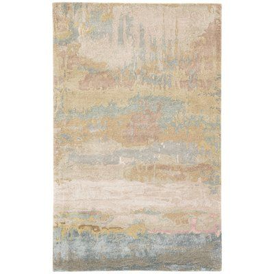 Jaipur Living Ilsted Abstract Hand Tufted Pink Gray Area Rug Rug