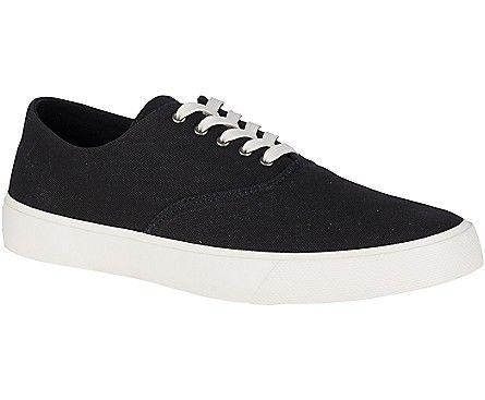 Men's Captain's CVO Sneaker, Black