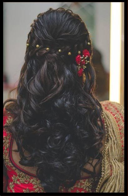 Elegant Long Short Wedding Hairstyles For Cool Brides Engagement Hairstyles Medium Hair Styles Hair Styles