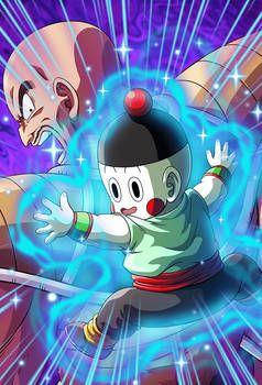 Chiaotzu Nappa Card Bucchigiri Match By Maxiuchiha22 Anime Dragon Ball Super Anime Dragon Ball Dragon Ball Gt