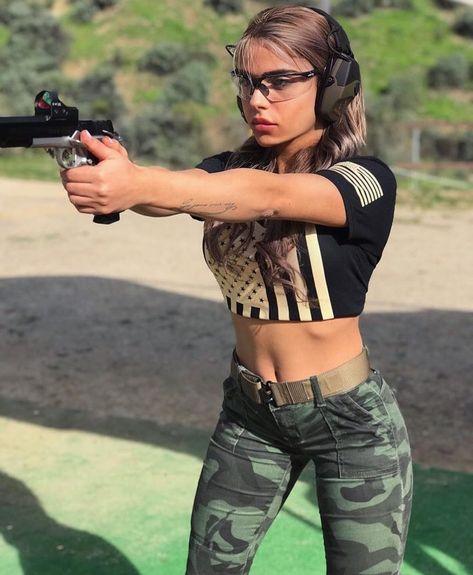- guns and babes - Military