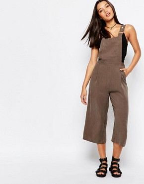 755de7e3e9 New Look Square Neck Jumpsuit