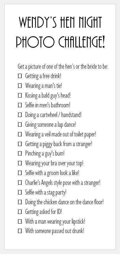 Best 25 Hens Night Ideas On Pinterest Bachelorette And Hen Doo