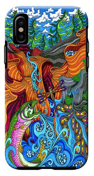 Coloring Book 3rd Edition Coloring Books Lenticular Printing Print Phone Case
