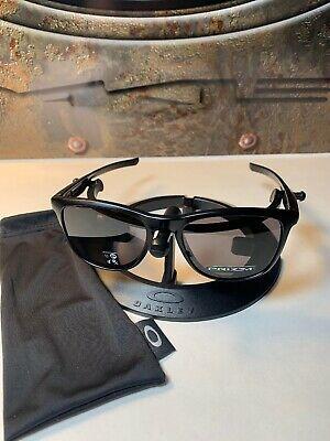 Oakley Trillbe X Sunglasses Matte Black Prizm Grey New Oo9340 1252 In 2020 Oakley Sunglasses Oakley Frogskins