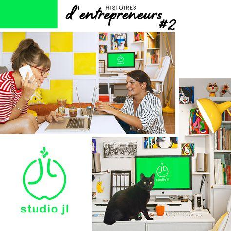 Studio JL : la réunion de deux créatives passionnées et engagées.