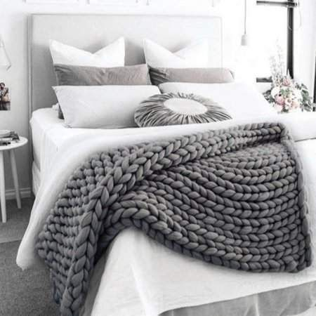 Home Sofa Blanket Blanket Knitted Blankets