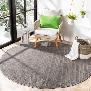 Safavieh Bermuda Lelah Casual Indoor Outdoor Carpet 9 Quot X 12 Quot Gray Gray 1 In 2020 Indoor Outdoor Area Rugs Outdoor Rugs Patio Indoor Outdoor Rugs