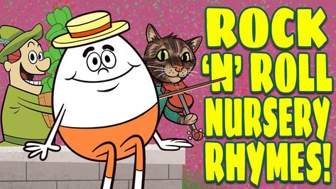 Nursery Rhymes Collection - Rock n' Roll Nursery Rhymes - Kids Songs
