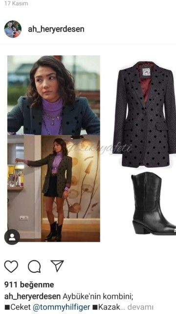 Pin By Nigh Cemre On Her Yerde Sen Tv Show Outfits Outfits Style