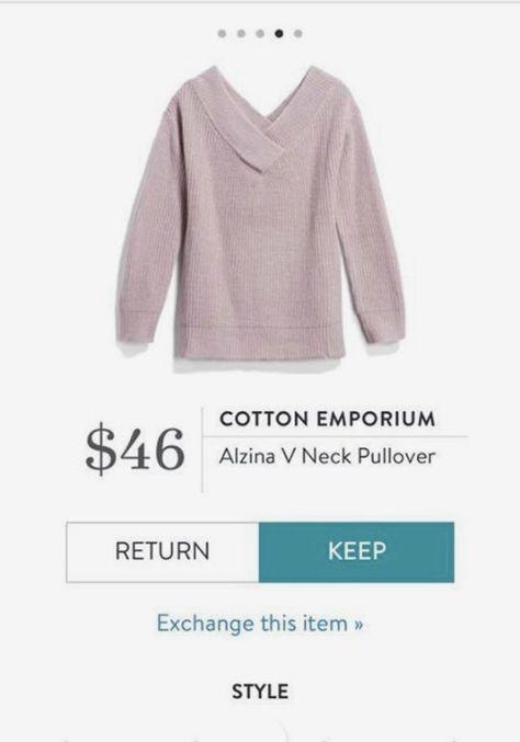 10 Ways to Wear Your Stitch Fix Sweaters Stitch Fix cotton emporium alzina v neck pullover, stitch fix sweater for fall
