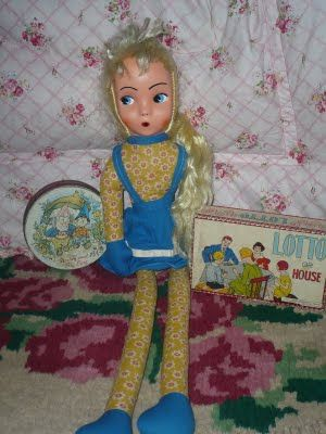 No idea what these Long legged dolls were called - my sisters & I all had them