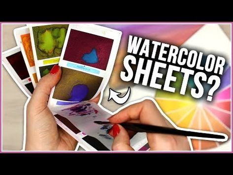 Worth The Hype Testing Viviva Peerless Watercolor Sheets