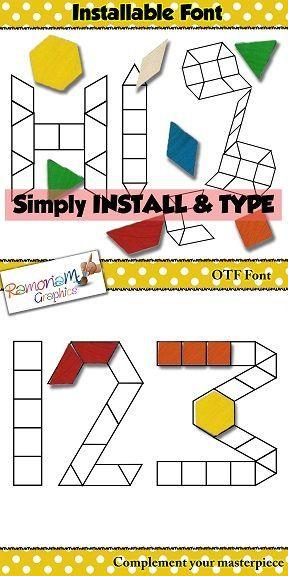Fall Pattern Blocks Mats Preschool Pattern Worksheets Math Patterns Shapes Math Centers