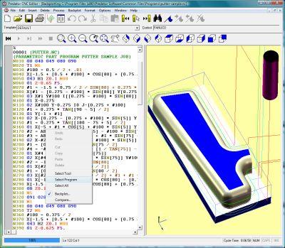 Predator CNC Editor Software Overview | artcam | Cnc software, Cnc