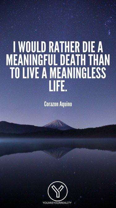 Sometimes you need the harsh reminder that you are going to die as a motivator! These death motivation quotes do just that!