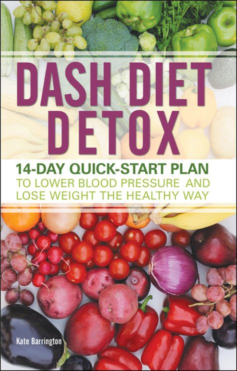 DASH Diet Detox (eBook)