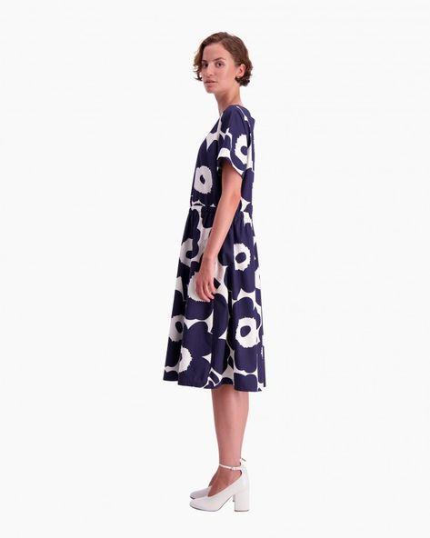 Aretta Unikko mekko | Dresses, Clothes, Dresses for work