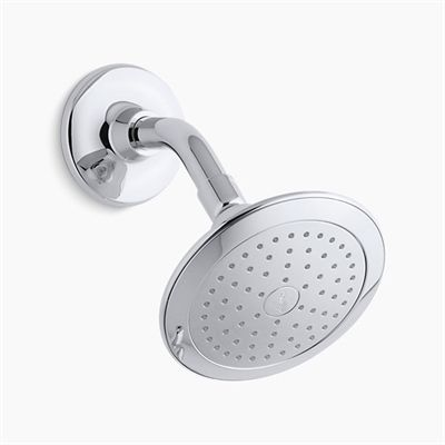 Kohler Co Shower Head 45123 Alteo Single Function Wall Mount