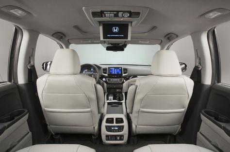 2018 Honda Pilot Design Interior