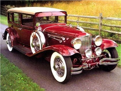 Old Fashion Cars >> 1930 Cord L 29 Formal Sedan Old Classic Cars Antique