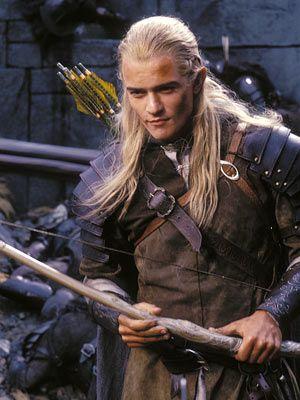 legolas in the hobbit | La seconde partie de The Hobbit est prévue pour la fin 2013.