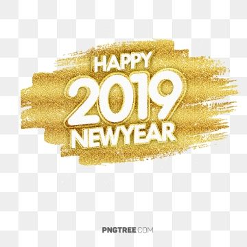 Transparent Happy New Year Frame Png