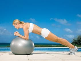 Dara Torres- How to get a flat stomach fast. Just in time for summer!