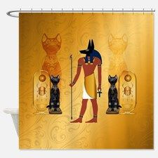 Lyingcat Mug Fabric Shower Curtains Gold Shower Curtain Curtains