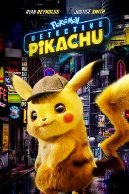 Pokemon Detective Pikachu Poster Id 1631663 Pokemon Movies Pikachu Pokemon