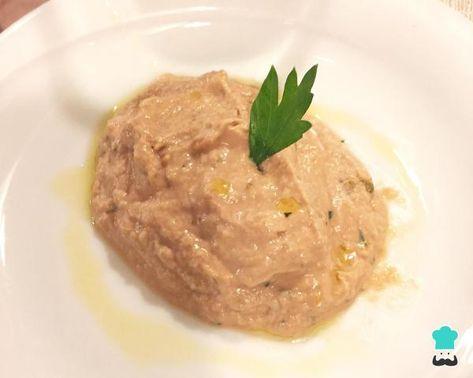 Paté De Atún Con Queso Crema Listo En 10 Minutos Receta Pate De Atún Queso Crema Pastas Para Untar