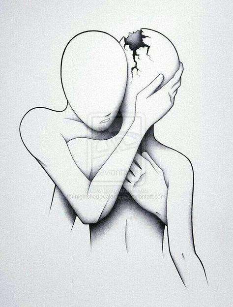 Sad Paintings