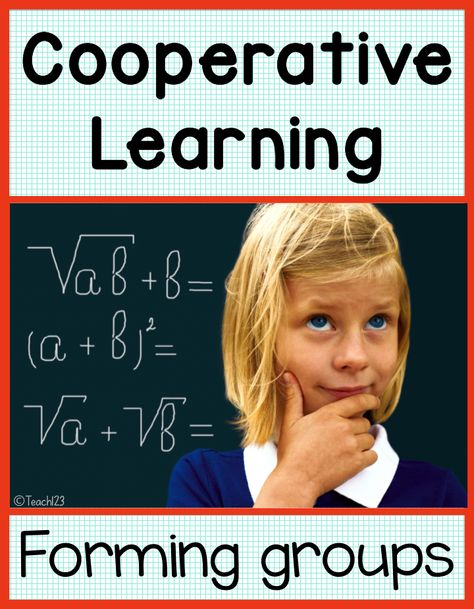Ideas to save time when you use cooperative learning groups.  Plus, free printable.