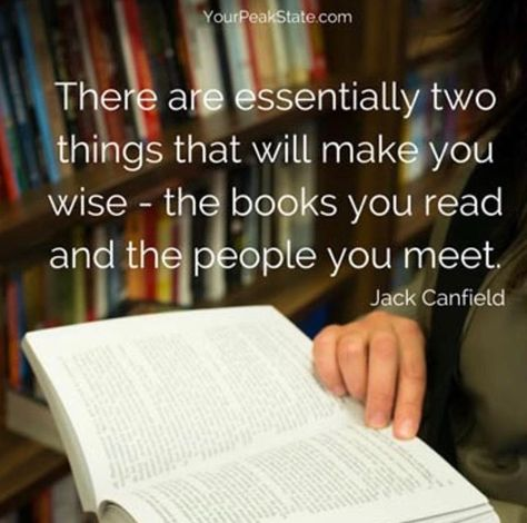 jackcanfield quote success people books success