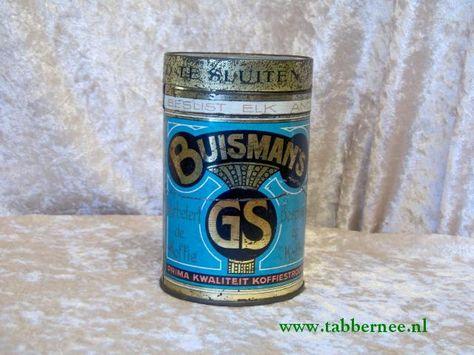 Half schepje Buisman en een snufje zout in de filterkoffie....