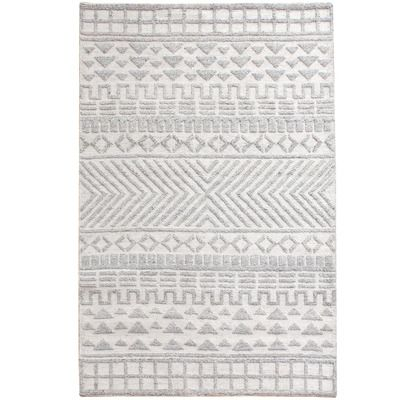 Temple Webster Light Grey Triton Indoor Outdoor Rug Reviews