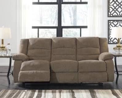 Ashley Alen Reclining Sofa Product Image 495 Reclining Sofa Sofa Ashley Furniture Living Room