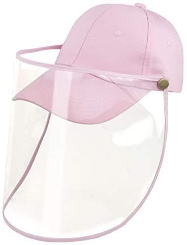 Muryobao Men Women Summer Face Shield Baseball Hat Uv Protection Outdoor Fishing Detachable S Baseball Hats Visor Cap Visor