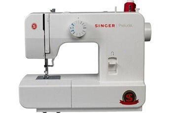 Singer Simple 3229 Machine /à Coudre Blanche//Verte 29 Points Ajustables
