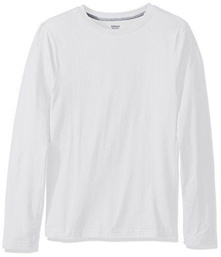 French Toast Boys Long Sleeve Crewneck Tee t-Shirt