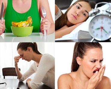 dieta cetosis y mal aliento