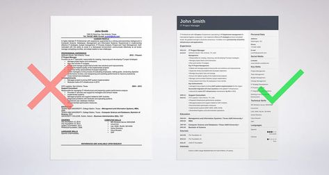 Cv Template Zety Resume Objective Examples Resume Skills Resume Writing Examples