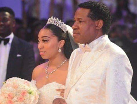 New pastor wife oyakhilome chris Finally!!! Anita