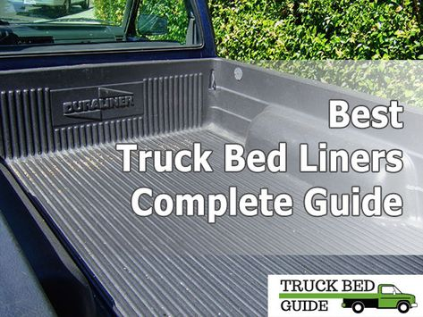 Truck Bed Mats >> The Complete Guide To Truck Bed Liner Top Rated Reviews