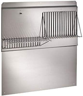 Amazon Com Broan Rmp3004 Stainless Steel Backsplash 30 Inch Appliances Broan Backsplash Range Hood