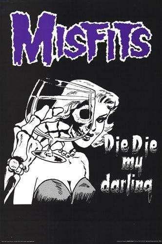 Misfits - Die Die My Darling - Poster
