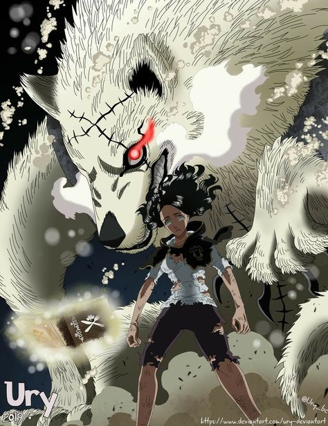 List Of Black Clover Anime Wallpaper Iphone Ideas And Black